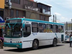 Autobus Alianza de Camioneros A.C.
