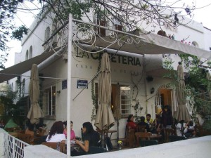 La Cafetería photo from their Facebook page.