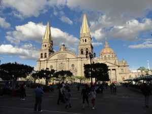 The Cathedral Metropolitana