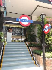 Camden Town Entrance