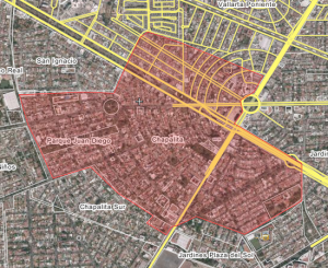 Chapalita Map