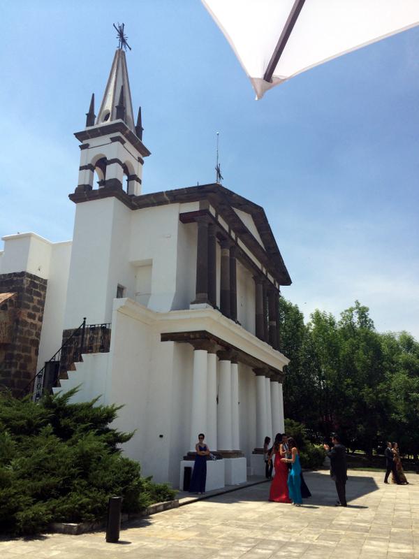 La Escoba's church