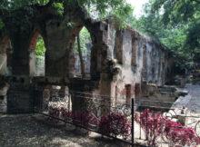 La Escoba ruins