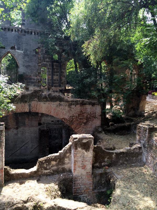 Ruins of La Escoba